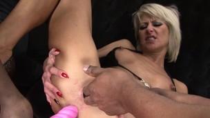 big cock blonde