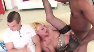 blonde cuckold