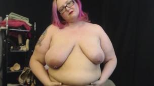bbw big boobs